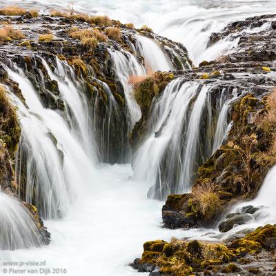Bruarfoss waterval