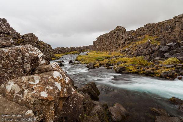 Öxarár rivier