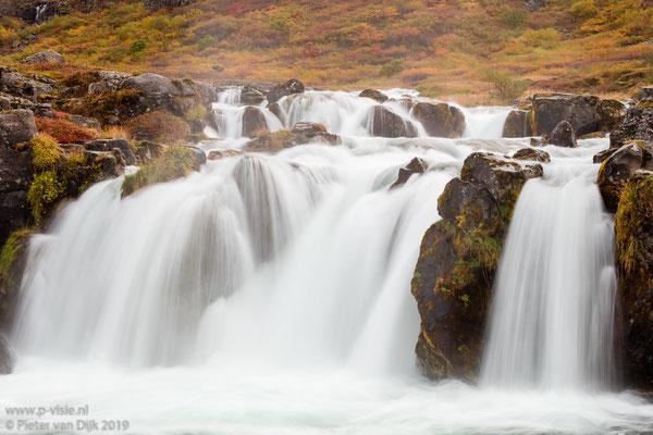 Waterval van de Dynjandi