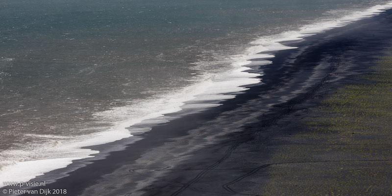 Strand bij Dyrhólaey