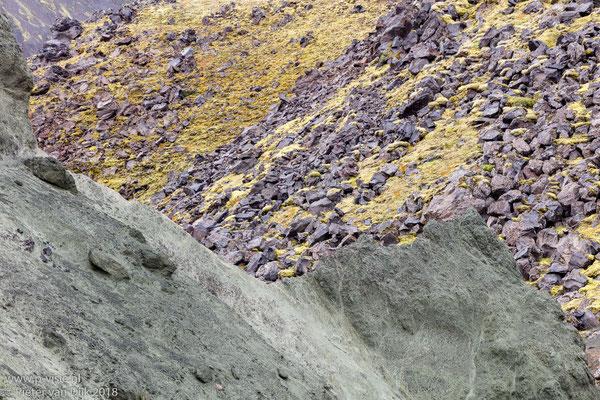 Bergwanden in Grænagil