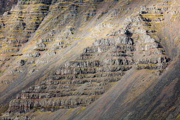 Berghelling bij Hvalfjörður