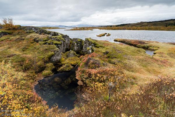 Þingvellir en Þingvallavatn