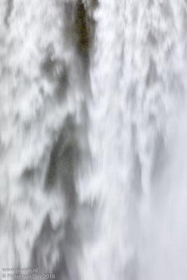 Skógafoss waterval