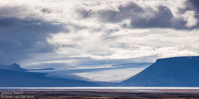 Langjökull gletsjer