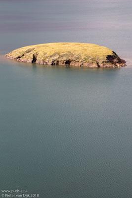 Eiland in Frostastaðavatn
