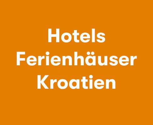 Hotels Kroatien