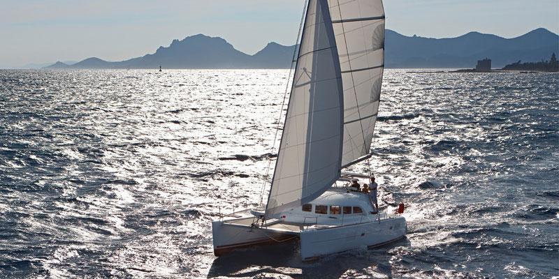 Sunsail Flottille Lefkas Familie
