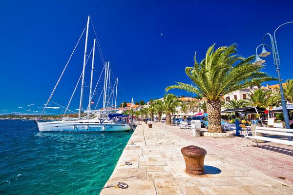 Yachtcharter mit Skipper Kroatien Pula