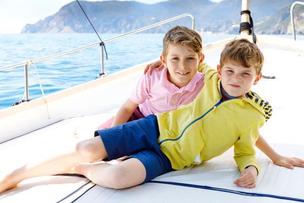 Segelyacht ab Mallorca Familie