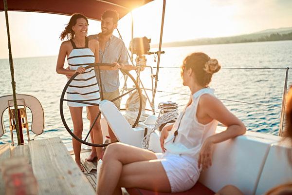 Yachtcharter mit Skipper Mittelmeer