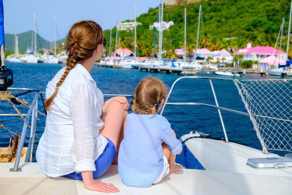 Mitsegeln Familie Alleinreisende mit Kinder Pula Istrien