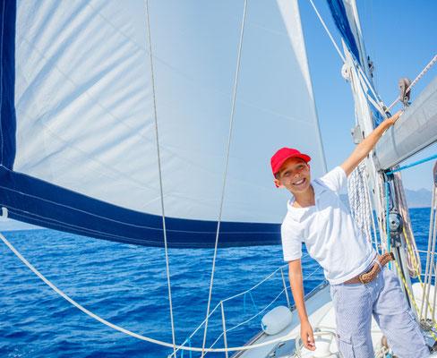 Von Zadar Biograd zu den Kornaten segeln