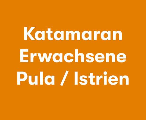 Katamaran Mitsegeln Pula