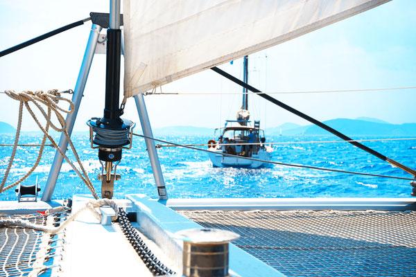 Yachtcharter mit Skipper Dalmatien
