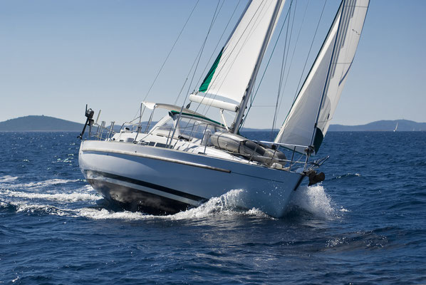 Yacht mieten chartern Dalmatien