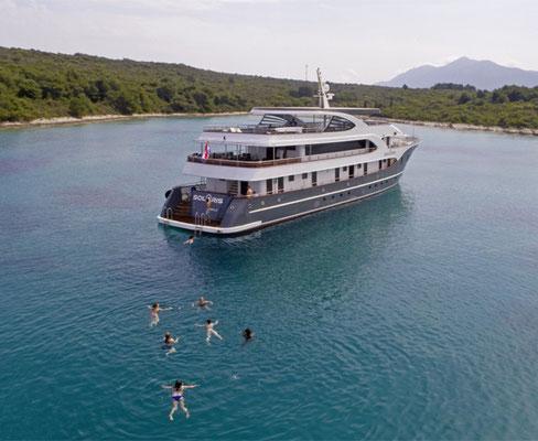 All Inklusive Kreuzfahrtreise Istrien
