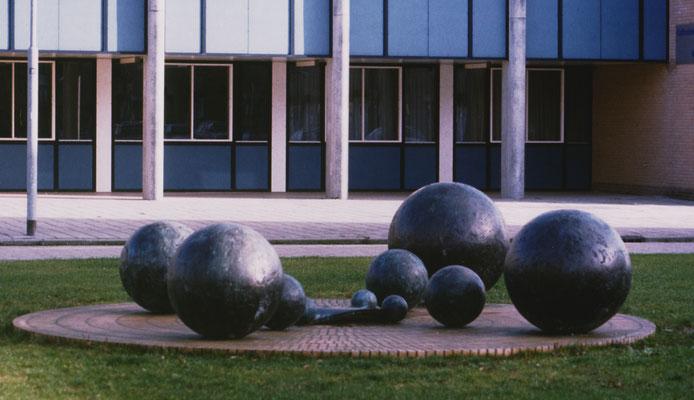 La perspective amoureuse - Bronze - 1994 - Hoofddorp