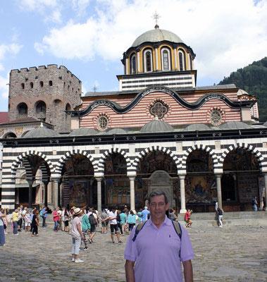 Templo Mayor del Monasterio de Rila