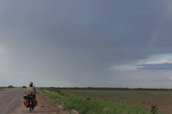 Findest du den Regenbogen?