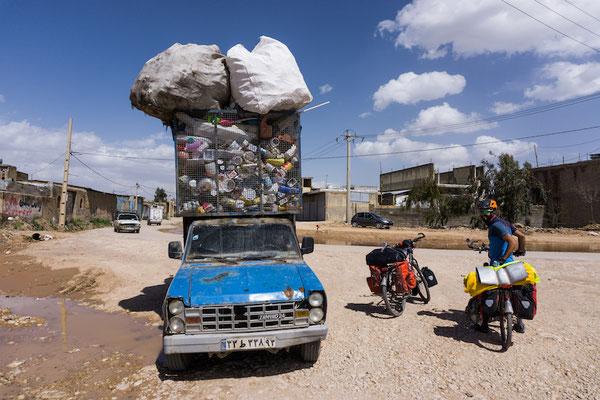 Müllabfuhr, was sonst?