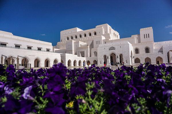 Die Oper. Die erste Oper im arabischen Raum!