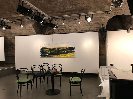 Keller des Kunstvereins Fellbach