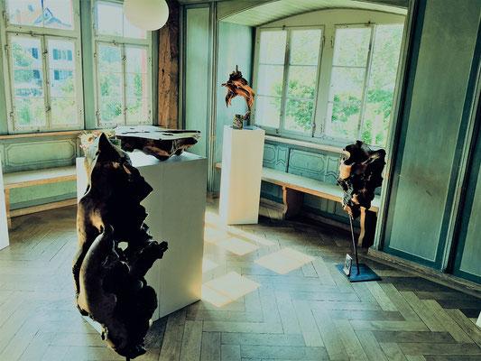 Impressionen: Kulturtag beim Ritterhaus Ürikon - Samstag den 29. Juni 2019 - Künstler(in): Markus Bhend & Kaija Gaehler