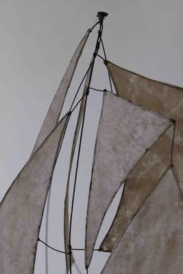 Coup de vent - Série D'Air et de Vent - 2015 - 25x20 - détail (vendu)