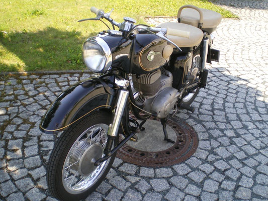 MZ ES175 Restauriert 2012