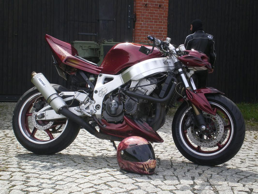 Honda CBR Fighter Umbau