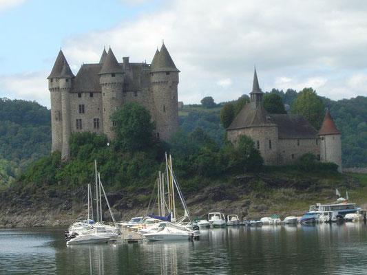 Château Bort les Orgues