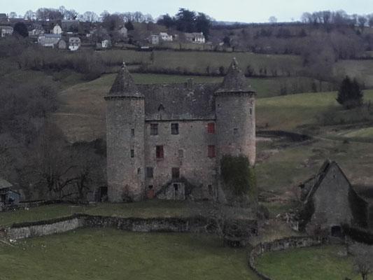 Château de Sénezergues (à proximité)