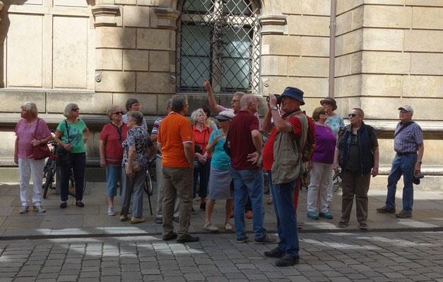 Dresden, Stadtführung