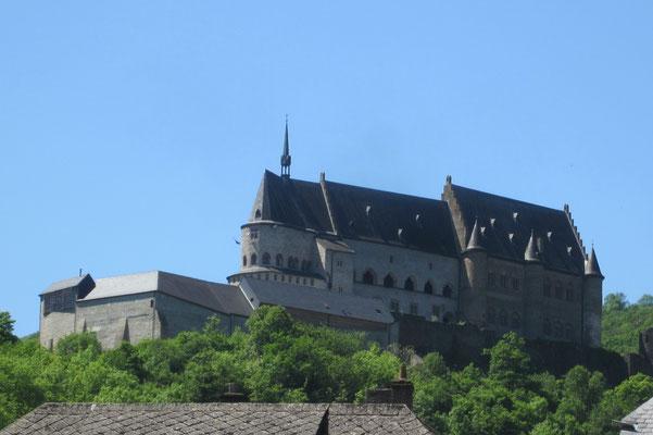 Vianden, Luxemburg