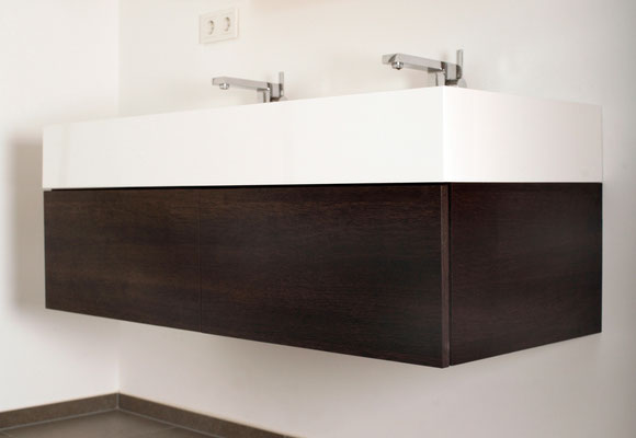 waschtischplatte holz schreinerei holzdesign rapp geisingen. Black Bedroom Furniture Sets. Home Design Ideas