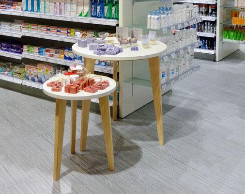 Auslagentisch für Ladenbau &Ladeneinrichtung
