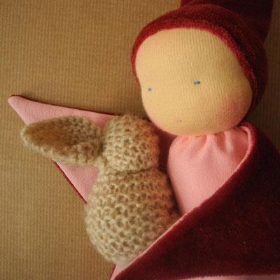 Schnuffelsternchen, rosa