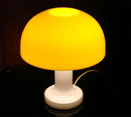 Parasol Table Lamp, Michael Bang. SOLD