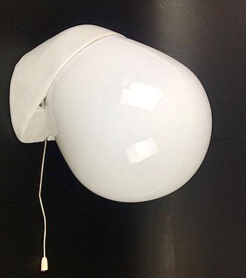 Klassische Wandlampe von der Firma Lindner, Deutschland.