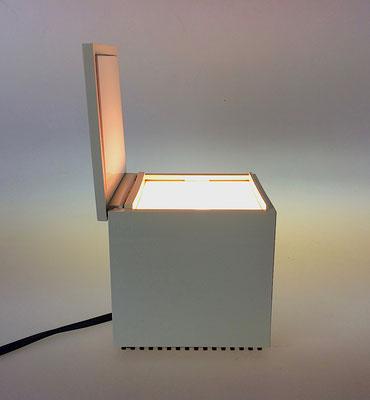 Interessante Lampe aus den 70er Jahren!