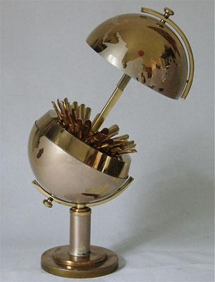 Zigarettenspender, Globus, 50s. SOLD