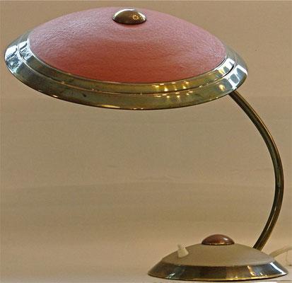 Vintage Helo Schreibtischlampe. SOLD