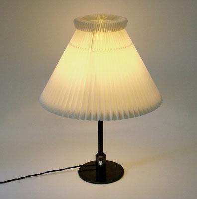 Die Lampe wurde neu elektrifiziert!