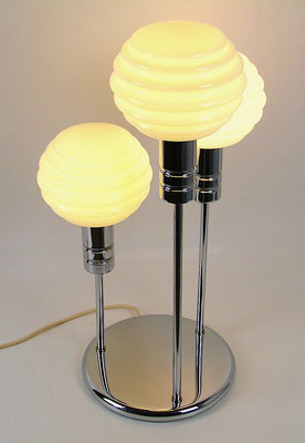 Doria table lamp, probably made in the 70s.