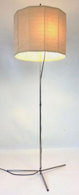Very rare floor lamp, screen shot of Staff!