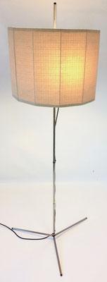 Sehr seltene Stehlampe, Schirmaufnahme von Staff!