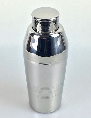 Profi Cocktail Shaker aus Frankreich! Professional cocktail shaker from France!