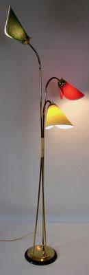 Tütenlampe, Stehlampe, 50s.