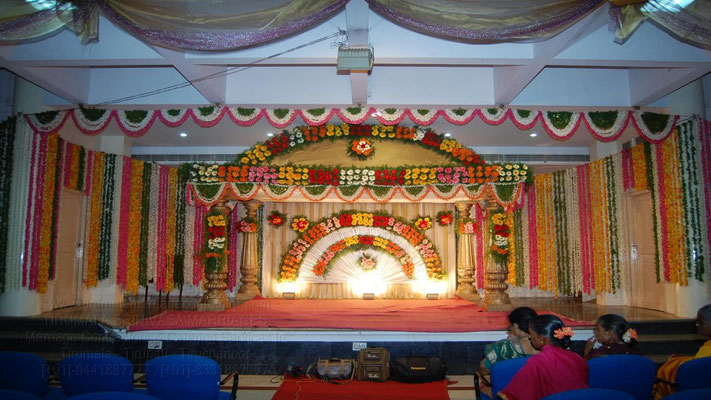 tirumala marriage contractor - reception 72